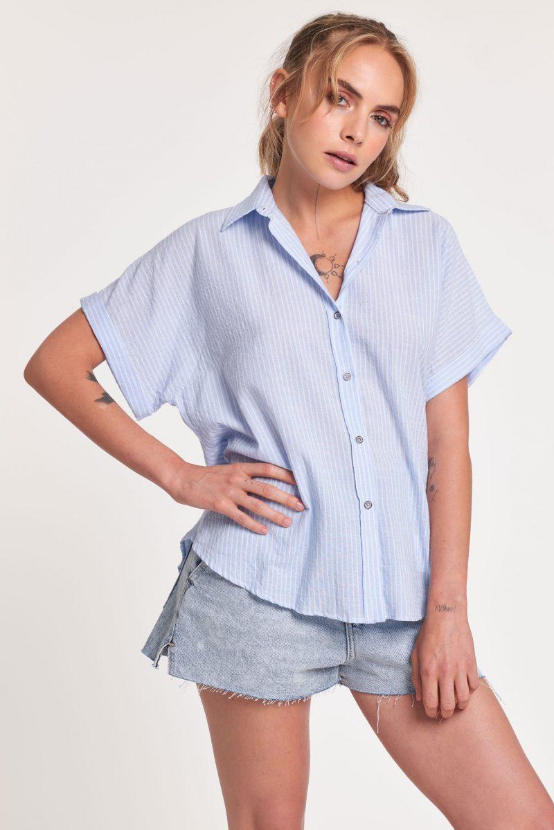 camisa-japonesa-rayas-corsare-mujer